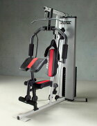 【新発売!!】IROTEC(アイロテック)パワーボディジム200/ウエイトMAX200ポンド!ホームジムの決定版!ダンベル・バーベル・ベンチプレス・トレーニング器具・筋トレ・ダイエット器具のスーパースポーツカンパニー