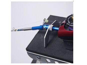 モーリス(バリバス)公魚工房前倒防止装置付き可変ソケット_2通販画像です。