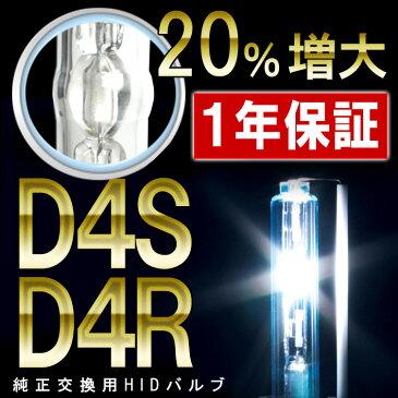 HIDバルブ D4【内圧20%アップ】HID バーナー D4C(D4S、D4R共通)D4 純正交換用HIDバルブ HIDヘッドライト
