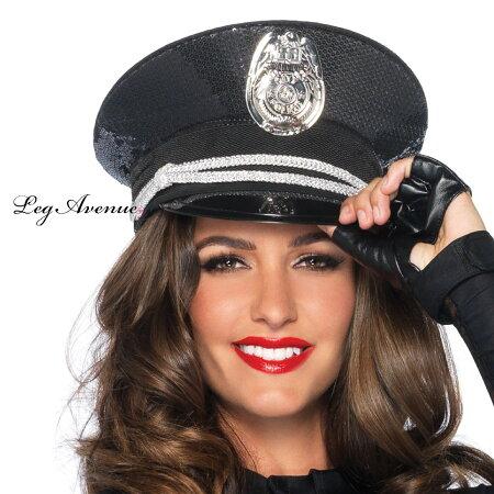 LEGAVENUE(レッグアベニュー)ハットLA-A1956【ポリスハット:警察帽子】