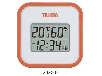 タニタTanita TT558 温湿度計 画像1