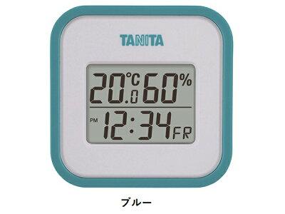 タニタTanita TT558 温湿度計 画像2