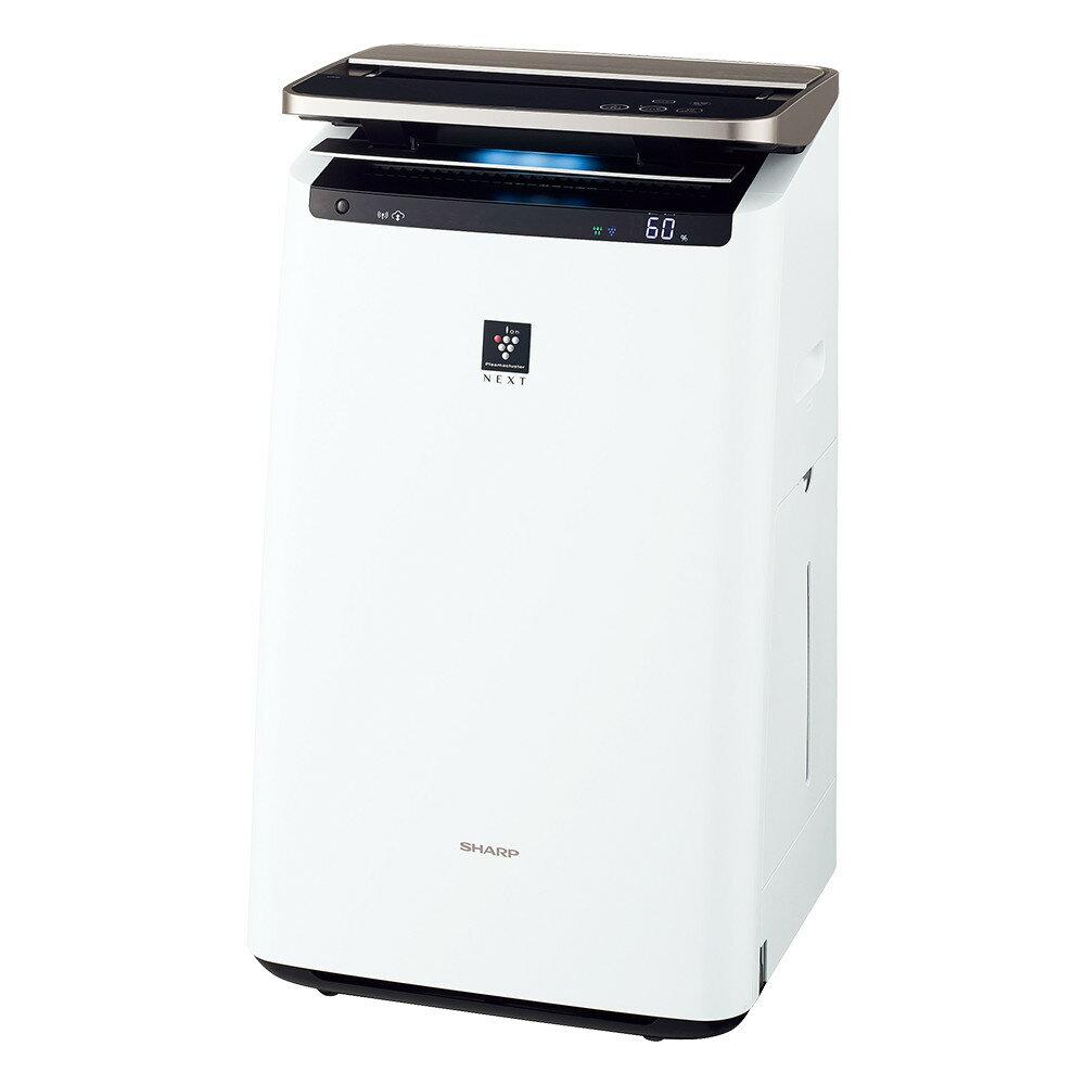 シャープ加湿空気清浄機KI-LP100-W
