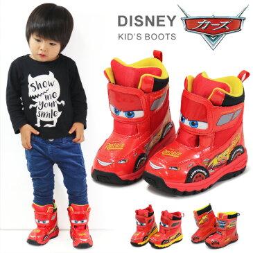 カーズ キッズ ブーツ スノーブーツ 男の子 ディズニー スパイク付き 雪遊び WC018ESP WC021ESP
