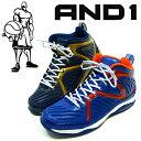 AND1 バッシュ バスケットシューズ アンドワン EMPIRE MID D1029 バスケット ハイカットスニーカー メンズ 靴 ミッドカット ハイカット スニーカー 送料無料