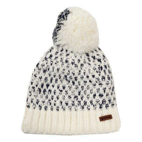 メンズ帽子, ニット帽 Swivel 331SW10DW1138 WHT