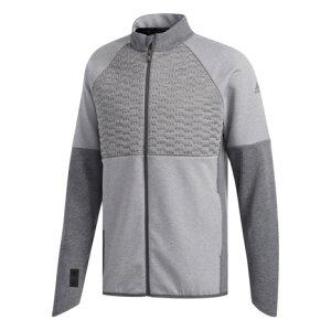 アディダス(adidas) ゴルフ ニット メンズ FGハーフジップSWT GHO60-EI8027GR (メンズ)