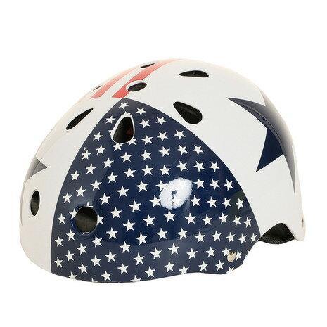 SILVER FOX エクストリームスポーツ キッズヘルメット スターガラ SKSC110S (Jr)
