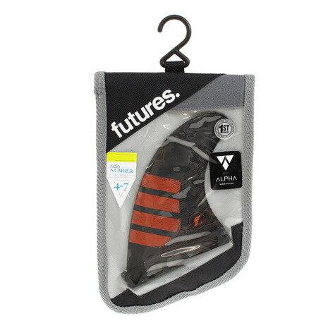 【10月18日限定!エントリー&楽天カード決済でP11倍〜】FURTURE FIN(FURTURE FIN) ショートボード用フィン アルファ F4 C/RED (Men's、Lady's、Jr)