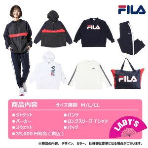 フィラ(FILA) 2021年新春福袋 FILA スポーツウェア レディース6点セット 440-681-MIX (レディース)