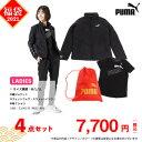 プーマ(PUMA) 2021年新春福袋 PUMA スポーツ レディス3点セット 92132501 (レディース)