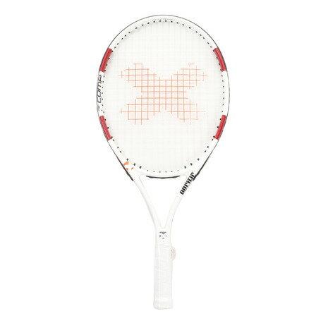 テニス, キッズ・ジュニア用ラケット PACIFIC X-COMP Jr 23 PCJ-9252 WHTRED