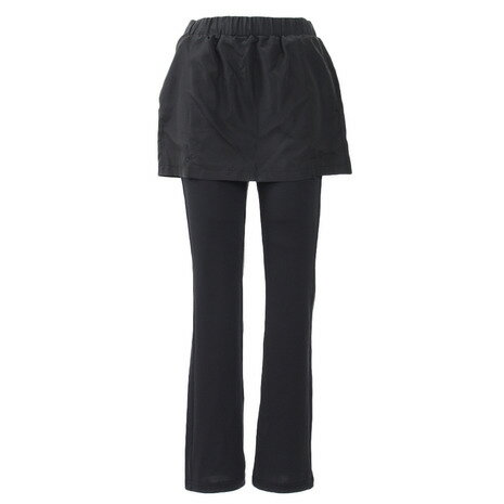 ウィッテム(HUITIEME)スカートパンツHU19S12TS733001BLK 吸汗速乾/UVカット (レディース)