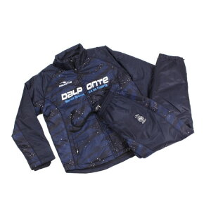 ダウポンチ(DalPonte) ブラジルスター中綿ウォーマースーツ 上下セット DPZ0252-NVY (Men's)