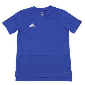 アディダス(adidas) CONDIVO18 トレーニングジャージー DJV17- CG0374 【サッカー スポーツ ウェア ジュニア プラクティスシャツ Tシャツ 半袖】 (Jr)