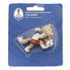 フットボールアグリゲーション(FOOTBALL AGGREGATION) 3Dマスコットフィギア 走るザビワカ FIFA18-109 (Men's、Lady's、Jr)