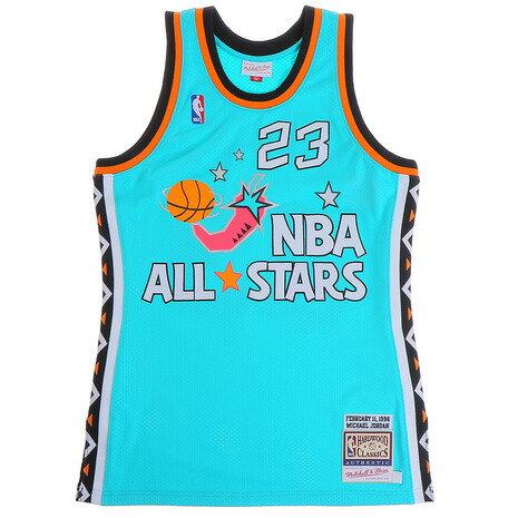 メンズウェア, シャツ MitchellNess NBA ALL STARS AUTHENTIC AJY4GS18066ASETEAL96MJO