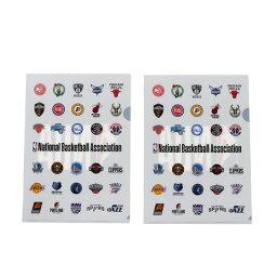 エヌビーエー(NBA) NBA クリアファイル ALL NBA 33604 (メンズ、レディース、キッズ)