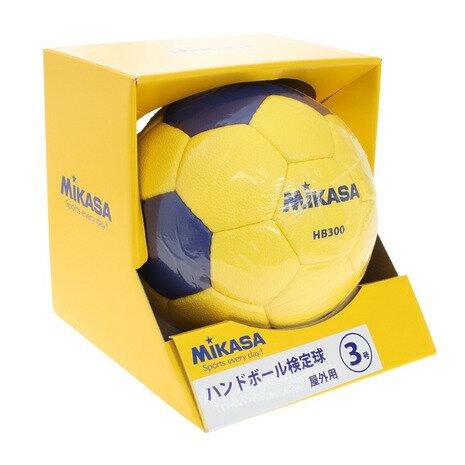 ハンドボール, ボール 1020P10MIKASA 3 HB300
