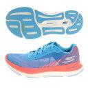 スケッチャーズ(SKECHERS) ランニングシューズGORUN RAZOR EXCESS 172004-BLCL ジョギングシューズ (レディース)