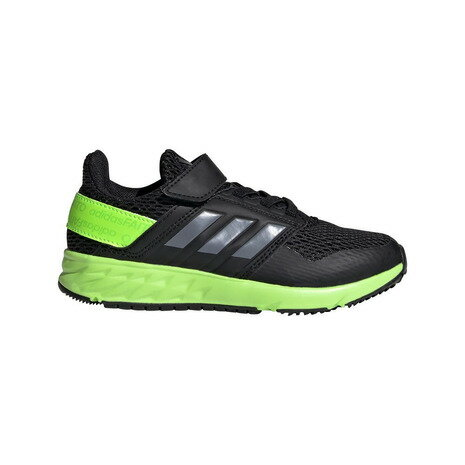アディダス(adidas)ジュニアスポーツシューズアディダスファイトトップストラップFW7286ベルクロベルト付きスニーカー(キ