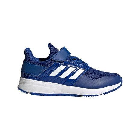アディダス(adidas)ジュニアスポーツシューズアディダスファイトエラスティックレーストップストラップFW7304ベルクロベル