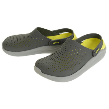 クロックス(crocs) ライトライド クロッグ Gry #204592-0DV (Men's、Lady's)