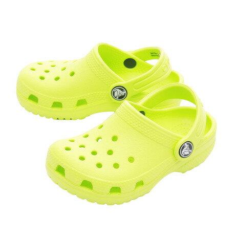 クロックス(crocs) サンダル ジュニア クラシック クロッグ Citrus #204536-738 【オンライン価格】 (キッズ)画像