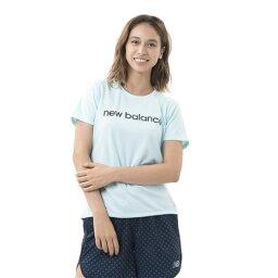 ニューバランス(new balance) NBRC グラフィックショートスリーブTシャツ JWTR0017GLC (レディース)
