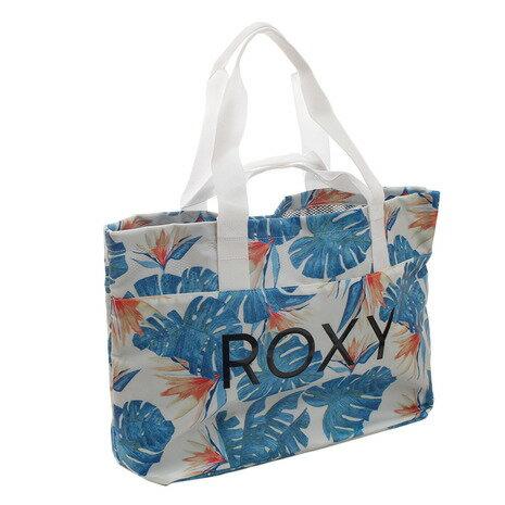 ロキシー(ROXY) AFTER ALL トートバッグ 19SURBG192307WHT (メンズ、レディース、キッズ)画像