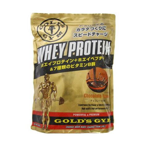 ゴールドジム(GOLD'S GYM) ホエイプロテイン チョコレート1500g F5515 (Men's)