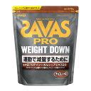 ザバス(SAVAS) アスリートウェイトダウン チョコレート風味 2630895 大豆 減量 トレーニング 945g 約45食入 (メンズ、レディース)・・・