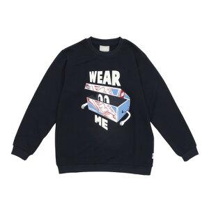 ニューバランス(new balance) スウェットクルーシャツ JJTP0330ECL オンライン価格 (キッズ)