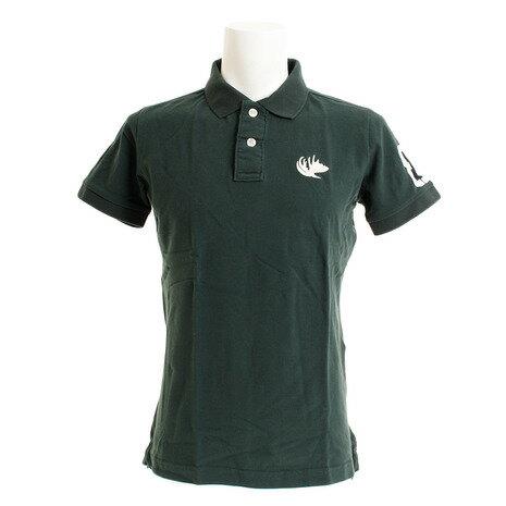 トップス, ポロシャツ 710 P10ELKEX ICON 863EK9CD9403DGRN Mens