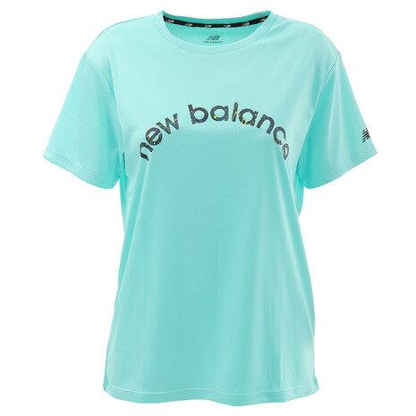 ニューバランス(newbalance)Tシャツレディース半袖5WAYショートスリーブJWTP0010BB2オンライン価格(レディ