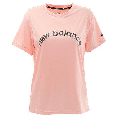 ニューバランス(newbalance)Tシャツレディース半袖5WAYショートスリーブJWTP0010PSAオンライン価格(レディ