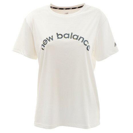 ニューバランス(newbalance)Tシャツレディース半袖5WAYショートスリーブJWTP0010WTオンライン価格(レディー