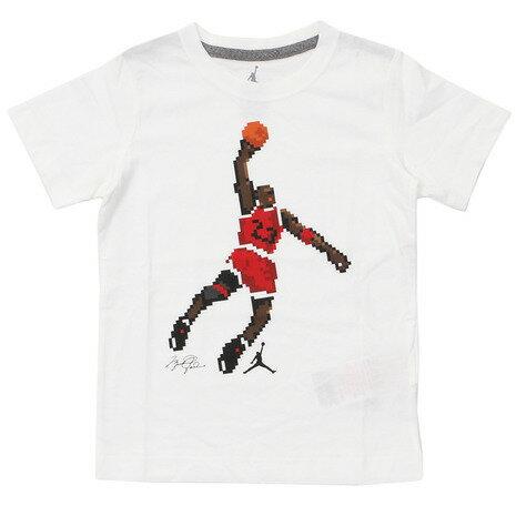 トップス, Tシャツ・カットソー JORDAN JDN PIXE PACK AJ DUNK T 854743-001 Jr