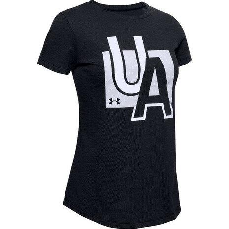 トップス, Tシャツ・カットソー UNDER ARMOUR T 1351643 BLKBLK AT