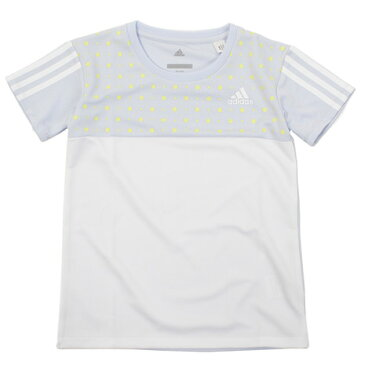 アディダス(adidas) Girls Tシャツ XB ETO82-CX3834 (Jr)