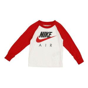 ナイキ(NIKE) トドラー AIR RAGLAN 長袖 Tシャツ 76G905-001 ベビー (キッズ)