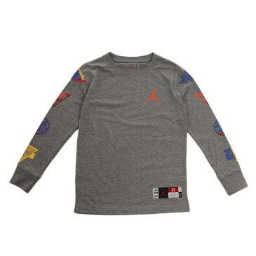 ジョーダン(JORDAN) RIVALS PATCH 長袖Tシャツ 956258-GEH オンライン価格 (キッズ)
