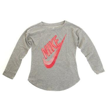 ナイキ(nike) 長袖Tシャツ GRY-17086 36C489-042※商品スペック要確認 (Jr)