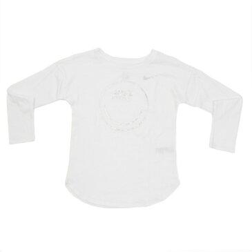 ナイキ(nike) HNキッズ 長袖Tシャツ WHT-17084 36C502-001※商品スペック要確認 (Jr)