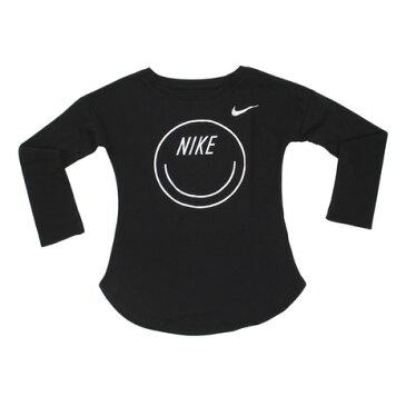 ナイキ(nike) HNキッズ 長袖Tシャツ BLK-17073 36C502-023※商品スペック要確認 (Jr)