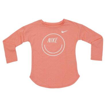ナイキ(nike) HNキッズ 長袖Tシャツ PNK-17083 36C502-R71※商品スペック要確認 (Jr)