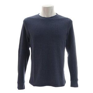 ACPG(ACPG) ワッフルクルーネックロングTシャツ 871PA9ES8767BLU オンライン価格 (Men's)
