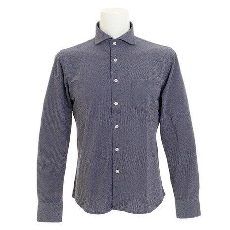 トップス, カジュアルシャツ 710 P10WARREN SQUARE 871T8TJ3367 NVY Mens