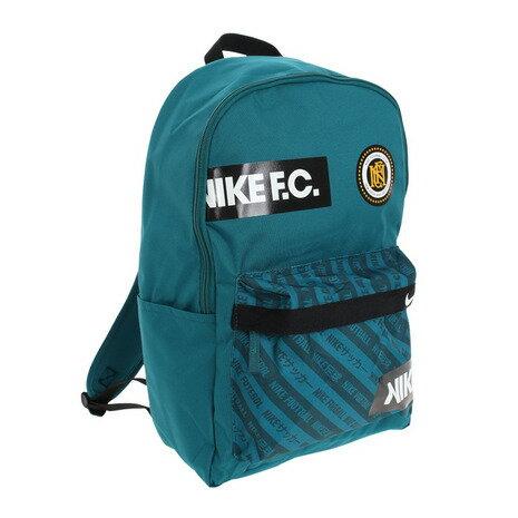ナイキ(NIKE) F.C. サッカー バックパック リュック BA6159-381 (メンズ、レディース)