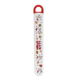 ハローキティ(HELLOKITTY) 箸箱セット スライド キティクッキー ABS2AM 435836 (メンズ、レディース、キッズ)